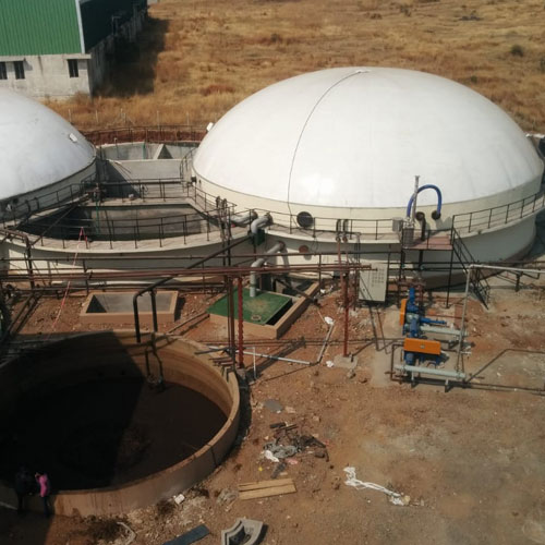 Bio CNG Project by Planet Environment Services, Kolhapur