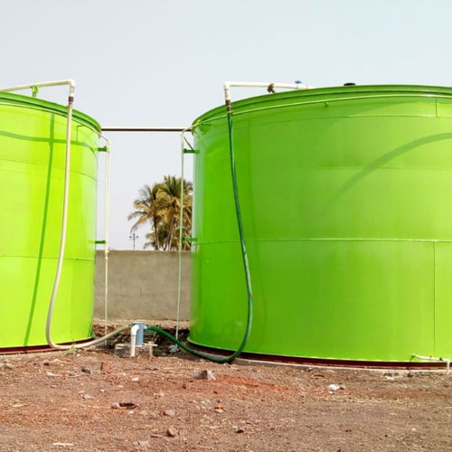 Prefabricated Biogas Plant